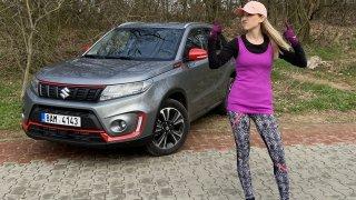 Sluší Vitaře barevná limitovaná edice Style, nebo u Suzuki přestřelili?