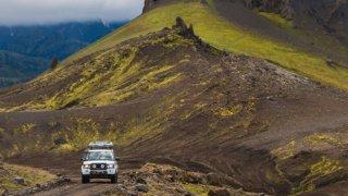 S Land Rover Adventure Travel do neznámých koutů světa