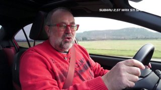 Recenze sportovního vozu Subaru Impreza WRX STI
