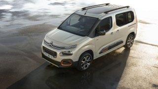 Zajímavější design, větší praktičnost a více pohodlí. Citroën inovoval modelovou řadu Berlingo.