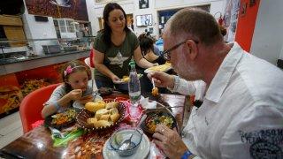 Příště na téma jak v Tunisku jíst