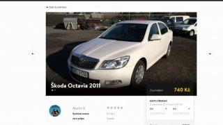 Rok 2017 přinesl i peer-to-peer carsharing v ČR. Jaké vozy si mezi sebou uživatelé půjčují?