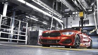 Začala výroba BMW řady 8 Coupé