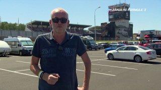 Reportáž ze zákulisí závodů formule 3 na mosteckém a brněnském autodromu