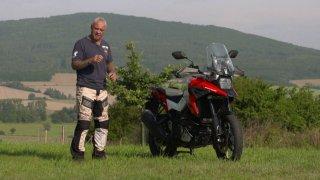 Recenze motocyklu Suzuki V-Strom 1050XT