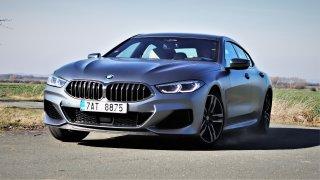 Test BMW M850i xDrive Gran Coupé: Auto, které způsobuje, že i šťastní chtějí být bohatí