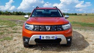 Dacia Duster po faceliftu