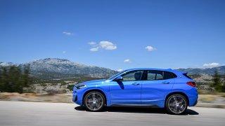 BMW X2 - atlet v dobré kondici 10