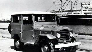 Toyota Land Cruiser J20