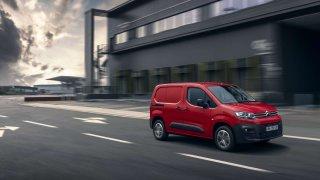 Citroën Berlingo Van – užitkový vůz pro každou situaci