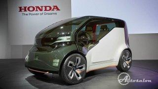 Honda NeuV Concept 1