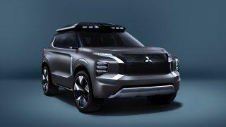Mitsubishi e-Yi Concept 2