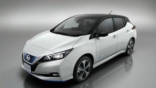 Nissan připravil nové limitované edice modelu LEAF