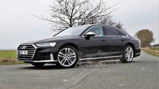 Audi S8: Nejlepší auto, které jsem za 27 let kariéry motoristického novináře testoval