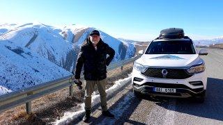 Fotr na sněhu Turecko 2021