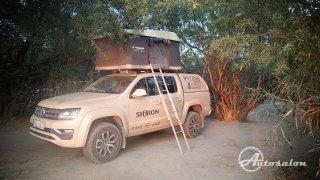 Volkswagen Amarok v africkém slamu - proč ho nerozbili, ale zazpívali mu?