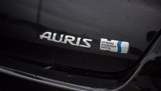Toyota Auris Hybrid 4