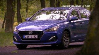 Recenze rodinného kombi Hyundai i30