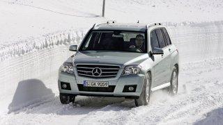 Mercedes-Benz GLK umí víc než ostatní a nemusí být vůbec provozně dražší