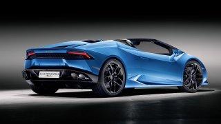Lamborghini Huracán Spyder - Obrázek 3