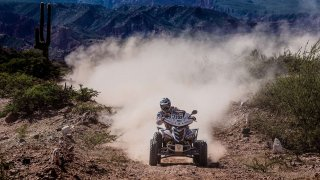 Dakar Barth Racing