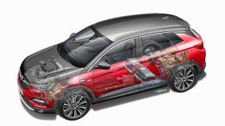 Nabíjet, či nenabíjet testovaný Opel Grandland X PHEV? Rozdíl je čtyřicet tisíc korun za rok