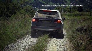 Reportáž: Mercedes Benz Transylvania Experience
