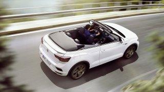 Čerstvý vzduch mezi malými SUV: Volkswagen T-Roc Cabriolet se představuje