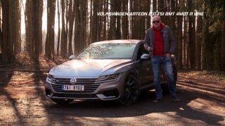 Recenze Volkswagenu Arteon 2.0 TSI BMT 4Motion R-Line