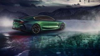 BMW Concept M8 Gran Coupé 3