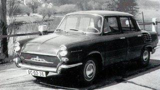 Škoda MB Favorit